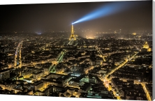 Paris cityview at Night